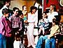 Oprah, Kathryn Sansone, and her children