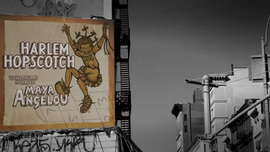 Dr. Maya Angelou's <i>Harlem Hopscotch</i>: Official Music Video