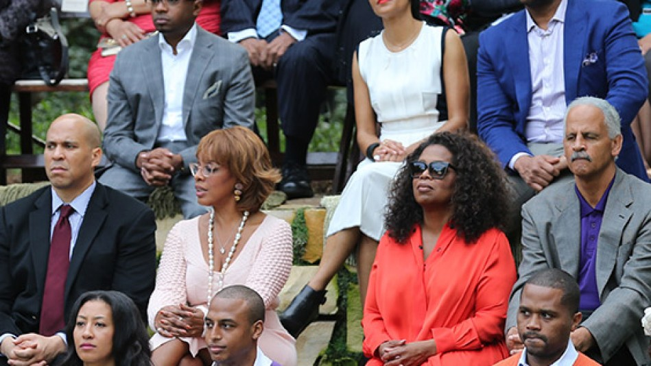 "Oprah's Legends Gospel Brunch: ""I Was Just Overcome By It"" - Video"