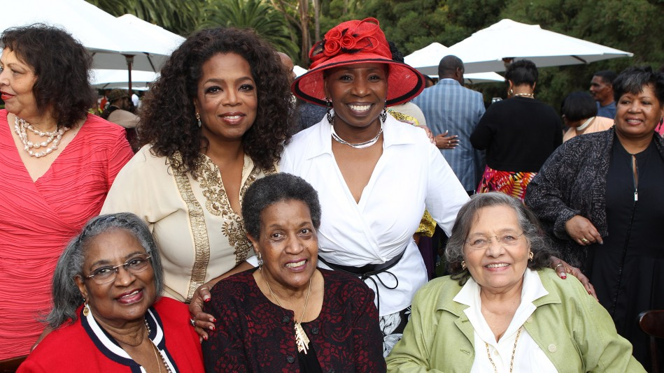 How a Gospel Brunch Touched the Hearts of Oprah's Guests - Video
