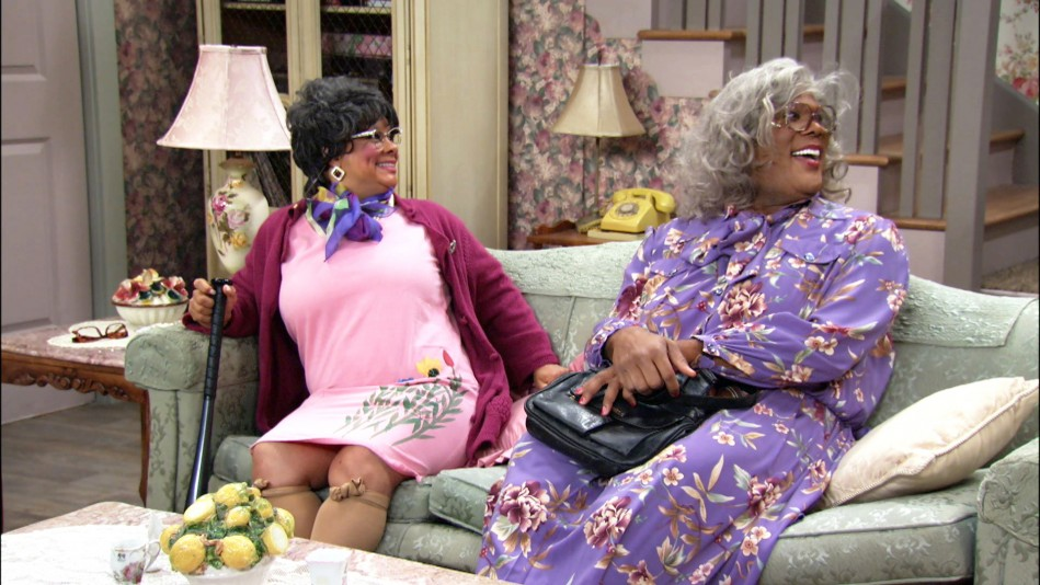 Madea and Hattie Outsmart Linda