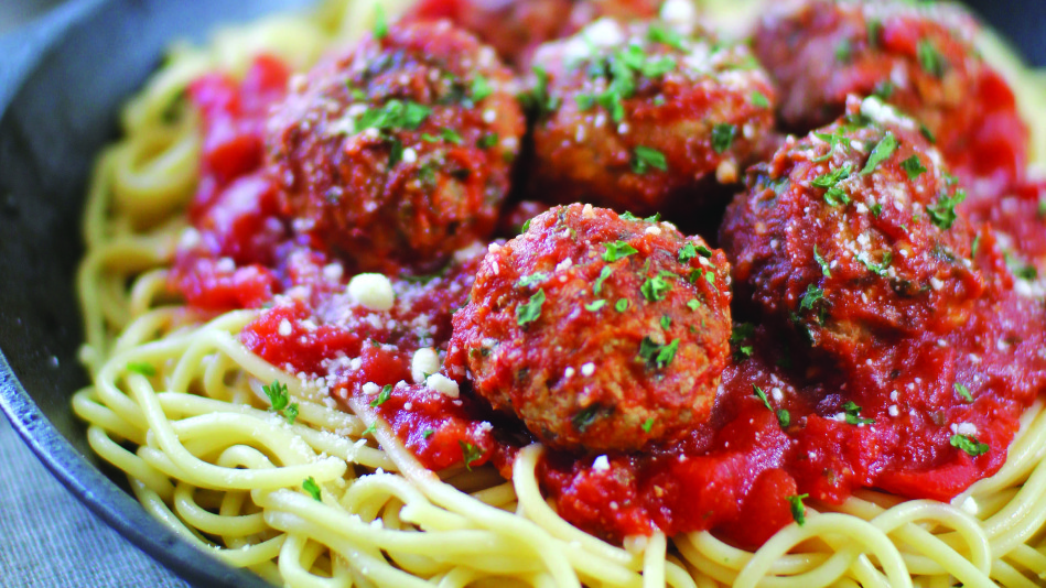 Slow-Cooker Italian Meatballs