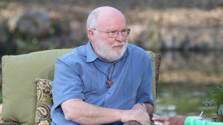 Why Richard Rohr Doesn't Follow Hard Rules in His Morning Ritual