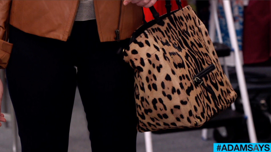 How to Wear Animal Print - Animal Print Accessories