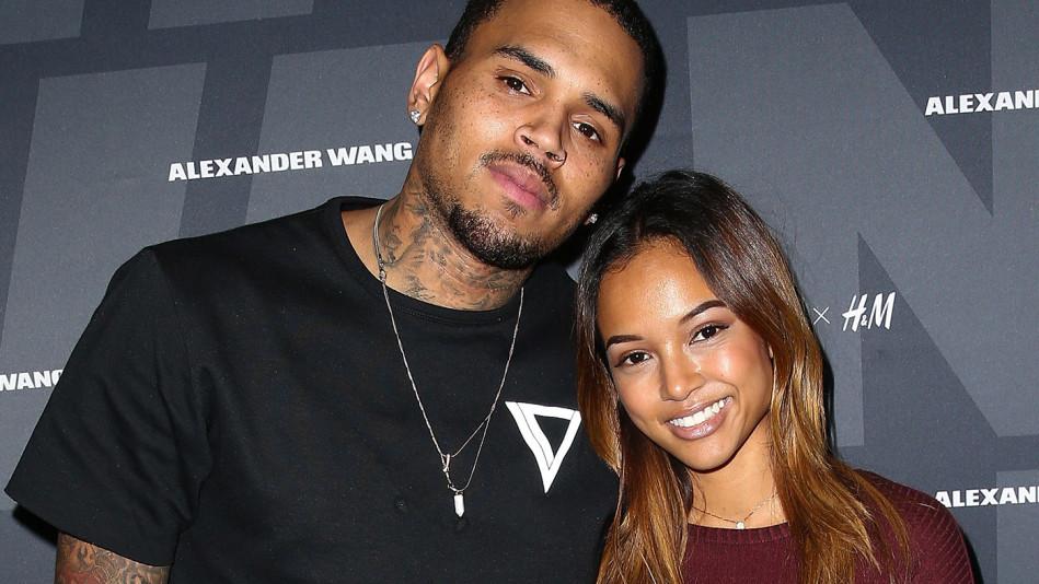Karrueche Tran Describes Her First Date with Chris Brown - Video