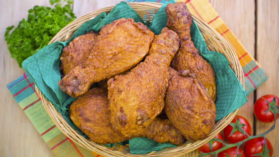 Southern Fried Chicken Recipe Buttermilk Buttermilk Fried Chicken