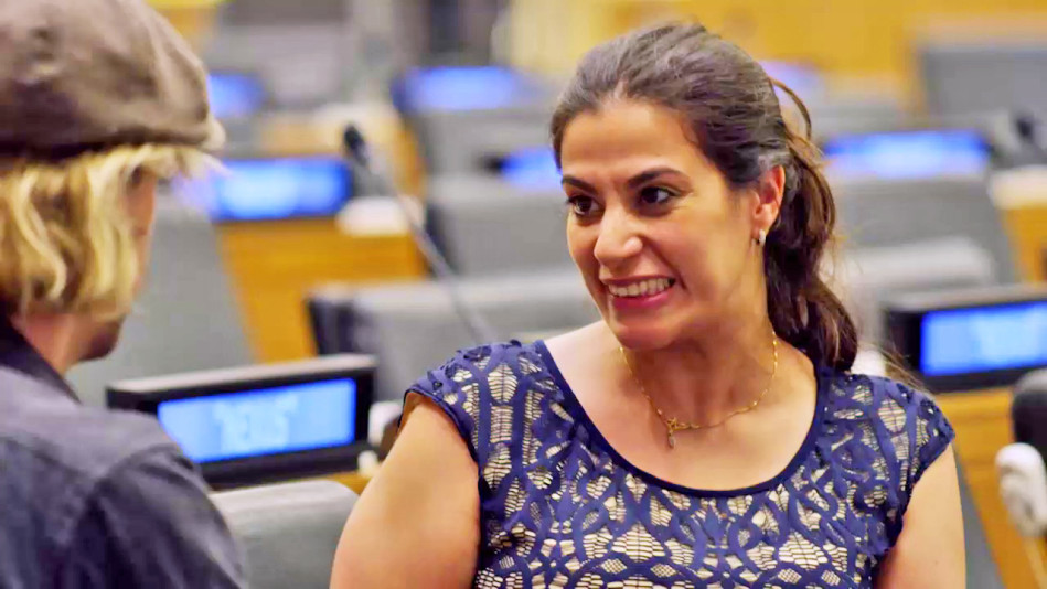 Why Maysoon Zayid Stands Up to Cyber Bullies with Compassion - Video