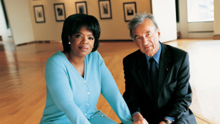 Oprah Talks to Elie Wiesel