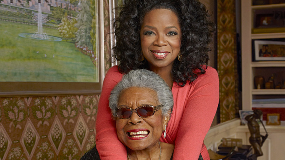 Oprah Talks to Maya Angelou