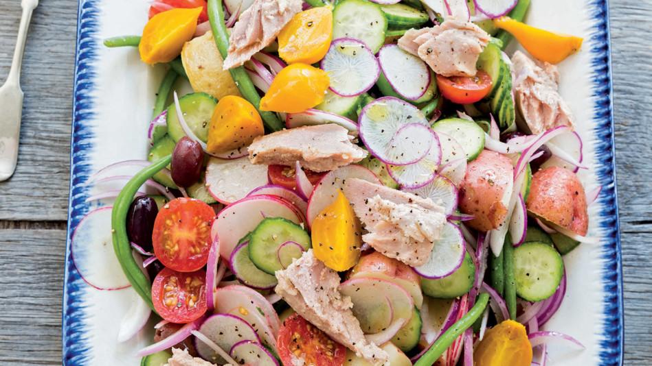 Detroit Greek Salad