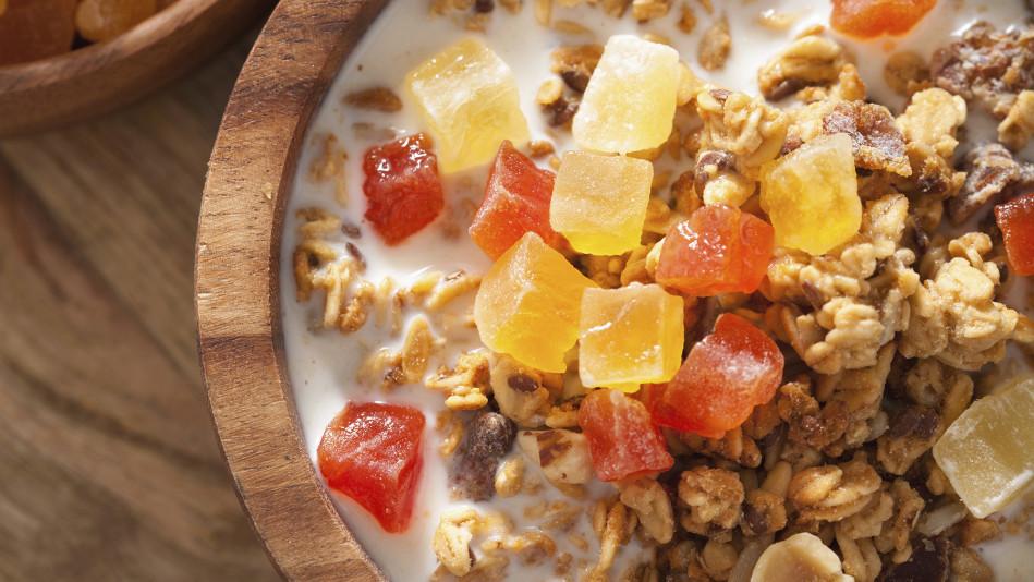 Slow-Cooker Tropical Granola