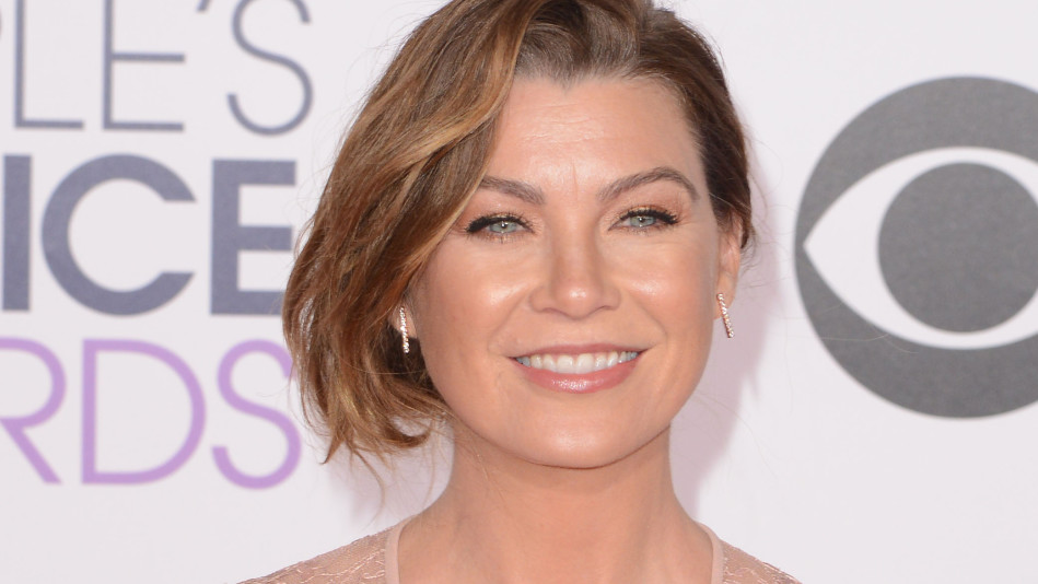 What's On Ellen Pompeo's Bookshelf?
