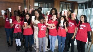 Oprah Celebrates $5 Million Raised for Youth Education