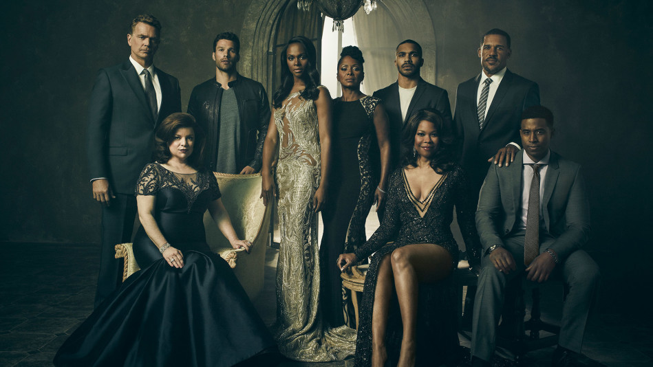 Tyler Perry's <i>The Haves and the Have Nots</i> Keyboard