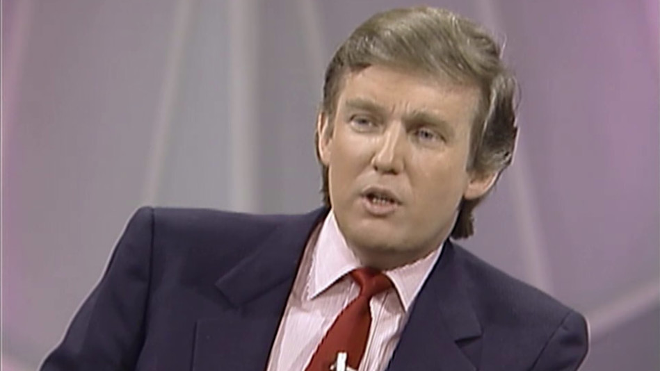 Donald Trump Teases a Presidential Bid During a 1988 <i>Oprah Show</i> Appearance