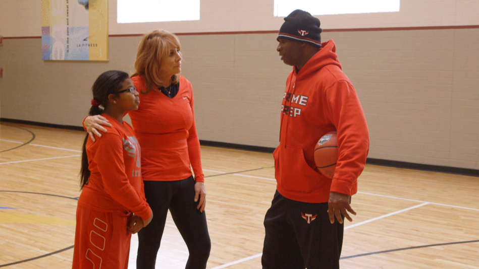 Bossy Trains with Hall of Famer Nancy Lieberman