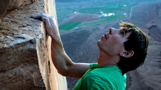 Rock Climber Alex Honnold Embraces Life at the Edge of Death