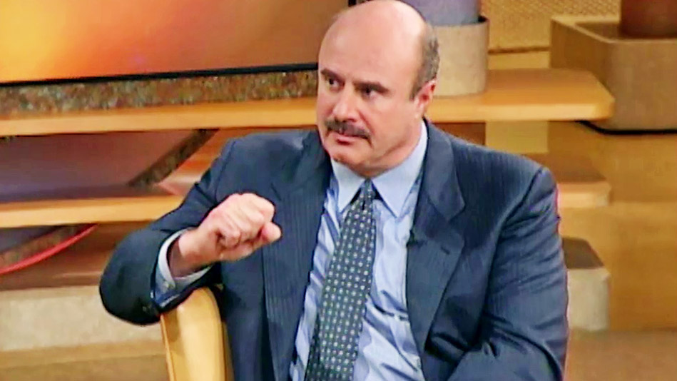 Dr. Phil's Number One Relationship Question