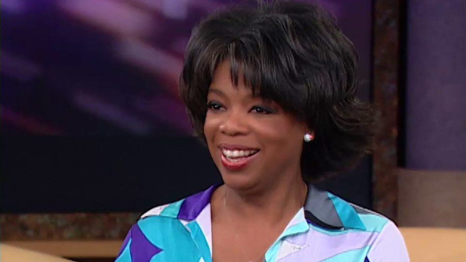 The Spiritual Epiphany That Led Oprah to Accomplish Amazing Things
