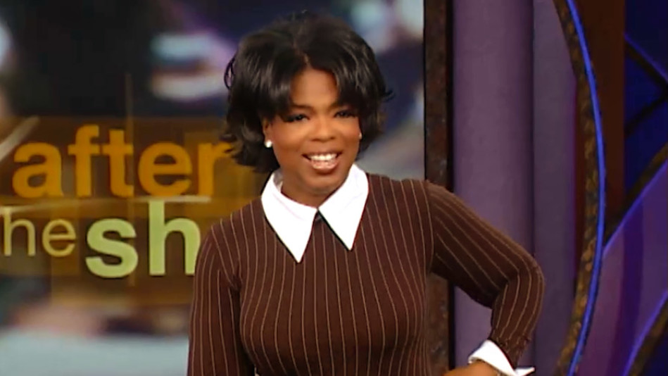 Oprah At Her Heaviest Why One of Oprah s Defining