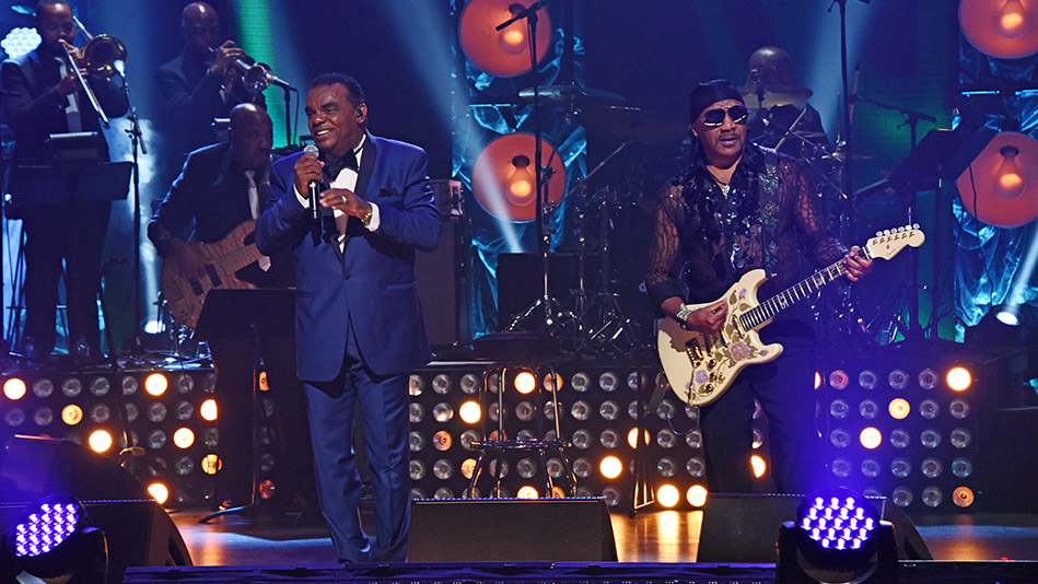 Legends: Live at the Apollo with Stevie Wonder