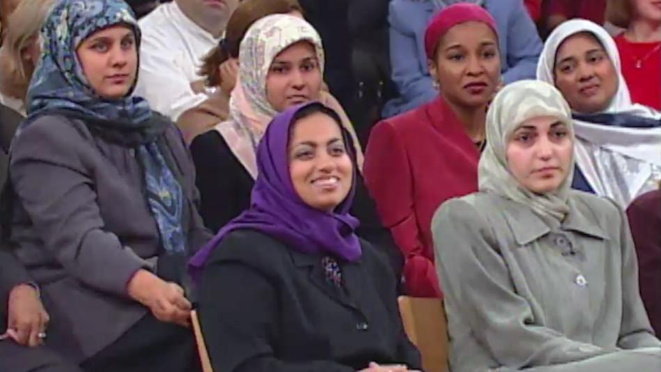 Saadia Faruqi Breaking Muslim Stereotypes
