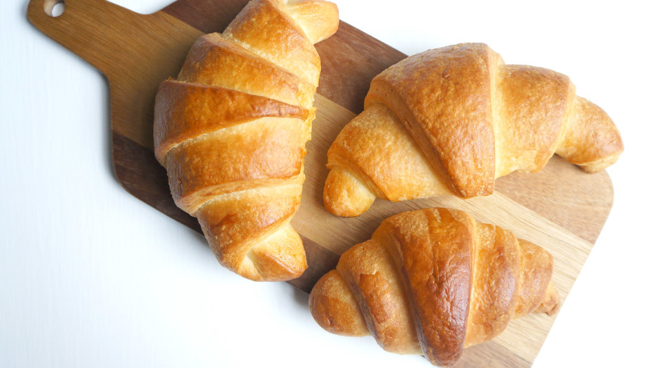 chocolate croissants in 30 minutes flat warm egg salad on croissants ...