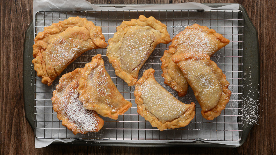 Sweetie Pie Fried Fruit Pies Recipe