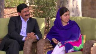 Malala Yousafzai's Greatest Source of Inspiration