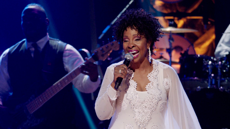 "Gladys Knight Performs Her Hit Song, ""Midnight Train to Georgia"""