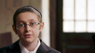 Mendel Hurwitz Prepares to Become a Man