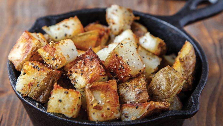 Shortcut Breakfast Potatoes