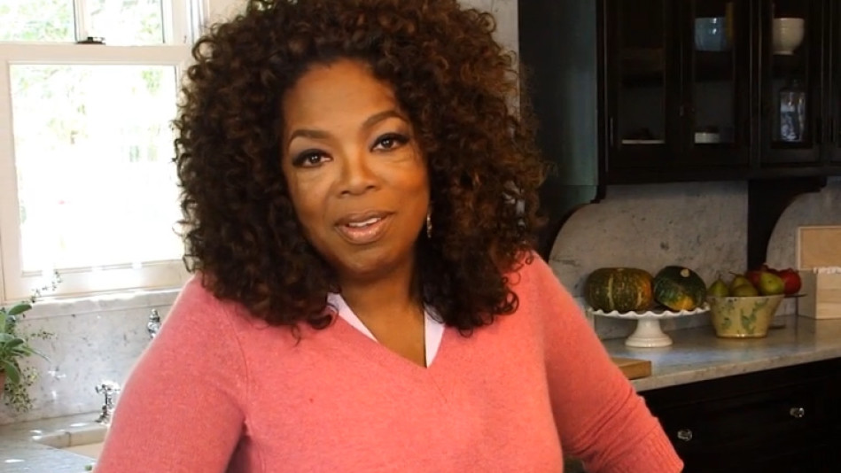 What Oprah Loves About the Holidays