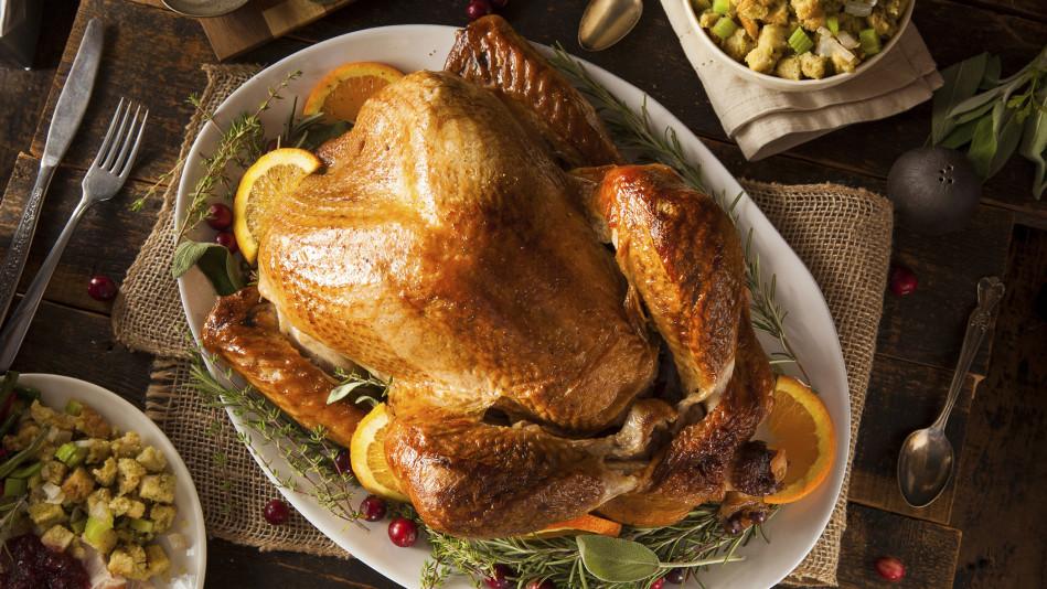 healthiest way to cook turkey