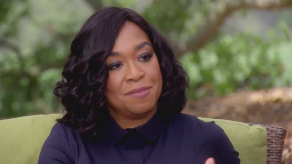 Why Shonda Rhimes Believes in Diversifying through Voting