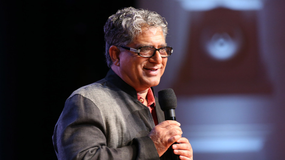 Deepak Chopra: This Isn't Who You Really Are