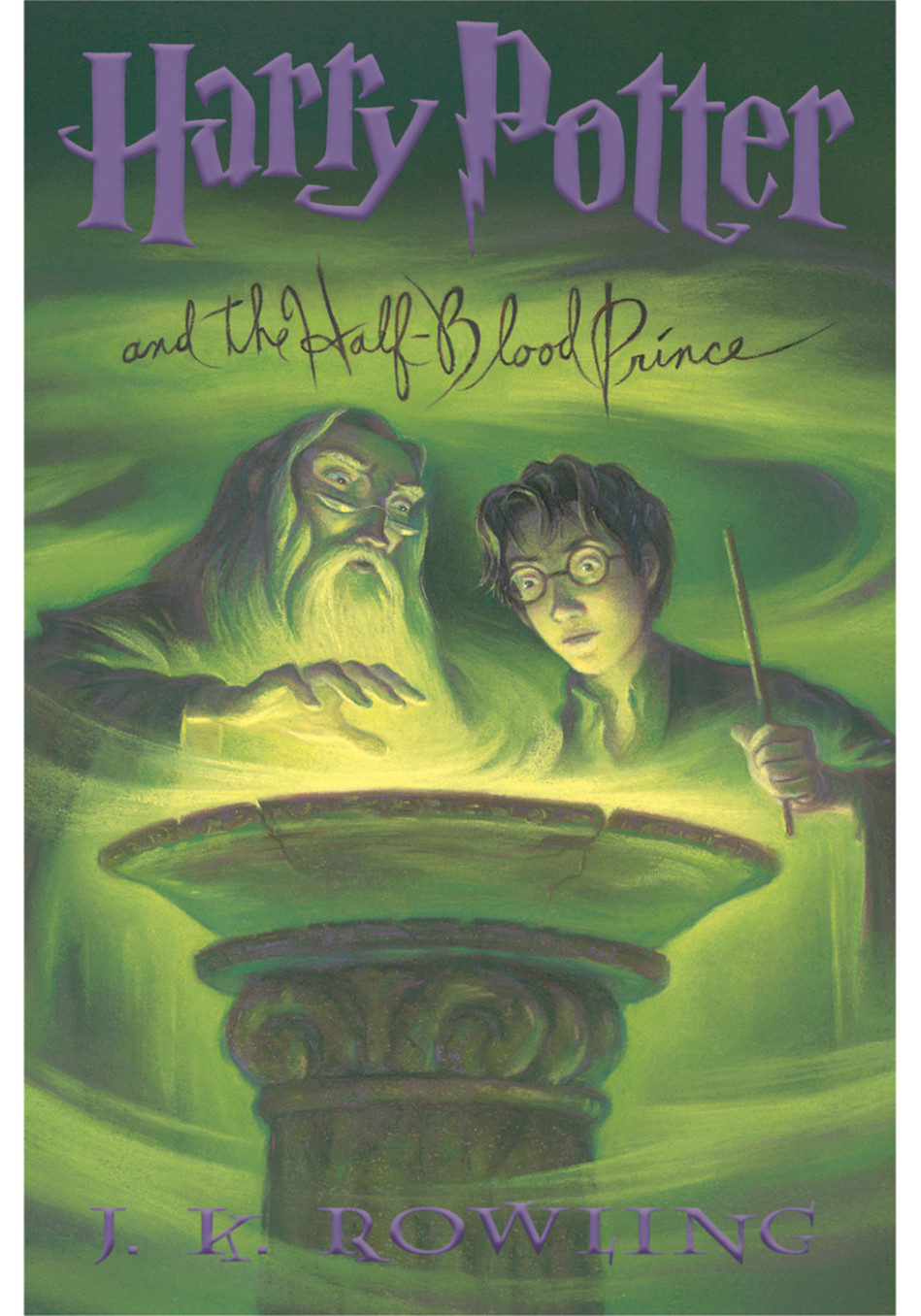 Endings And Beginnings In Tarot: Harry Potter And The Half-Blood