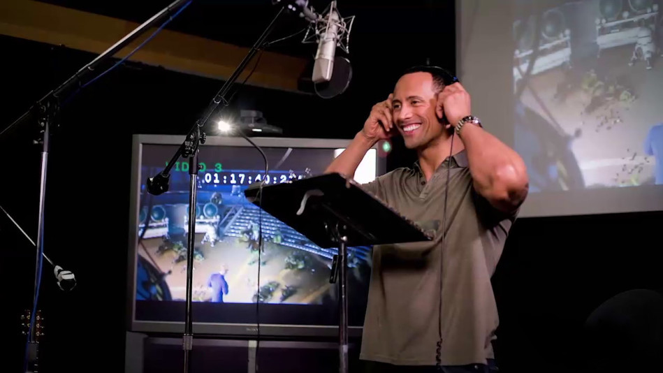 Dwayne Johnson's Decision to Quit Wrestling and Pursue Acting