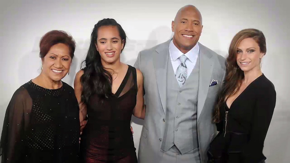 "Dwayne Johnson on Fatherhood: ""Lead Life With Love"""