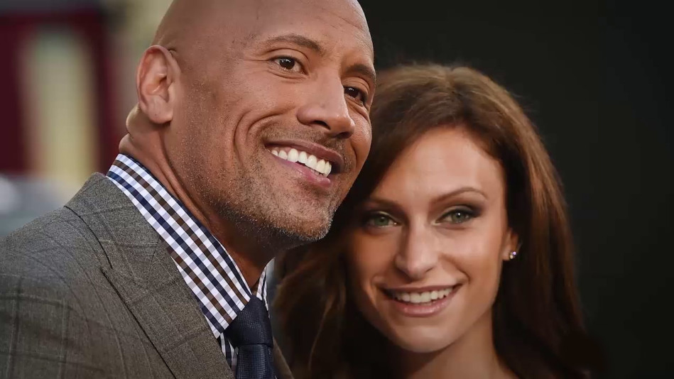 Dwayne Johnson's Relationship with Lauren Hashian