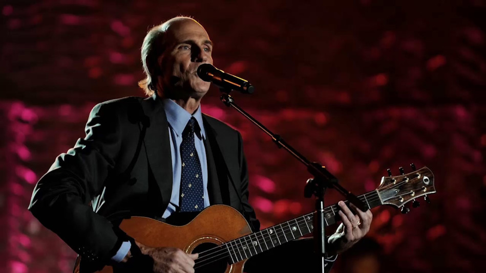 Why Certain Songs Make James Taylor Weep