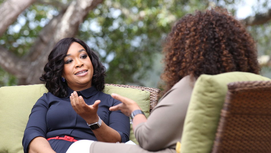 Shonda Rhimes on Ruling the World Through TV - Video