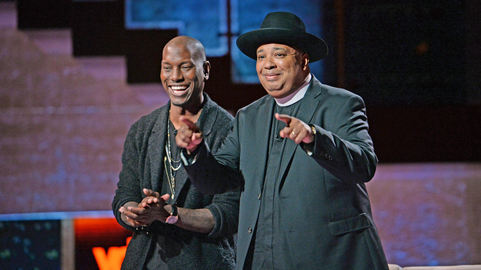 <i>It's Not You, It's Men</i> with Tyrese Gibson and Rev Run Premieres Jan. 23