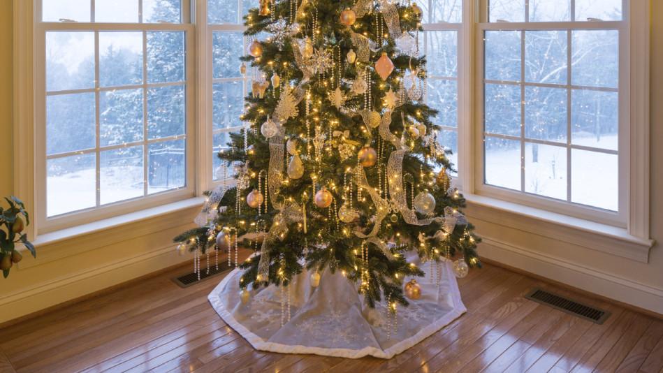 A gift-free Christmas
