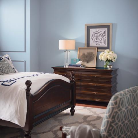 serenity bedroom