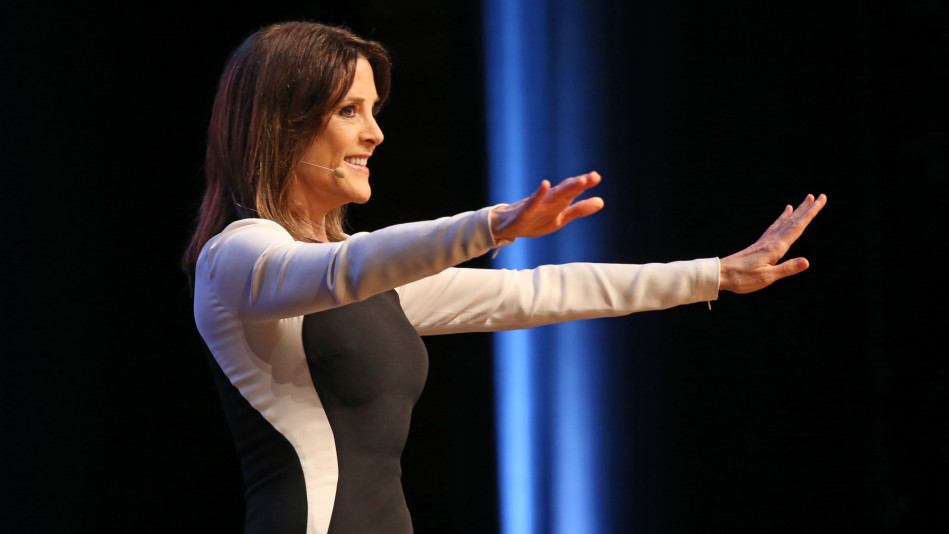 Marianne Williamson On How To Plug Into The Universe