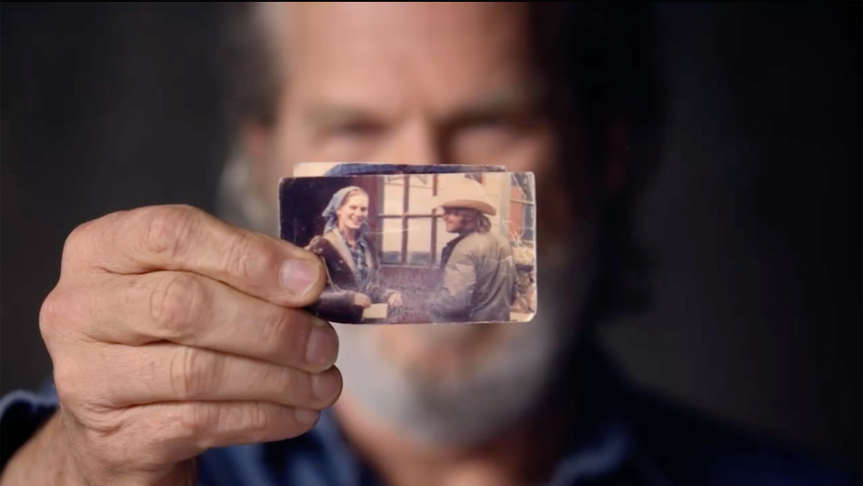 Jeff Bridges Unbelievable Love Story—and the Photo to Prove It