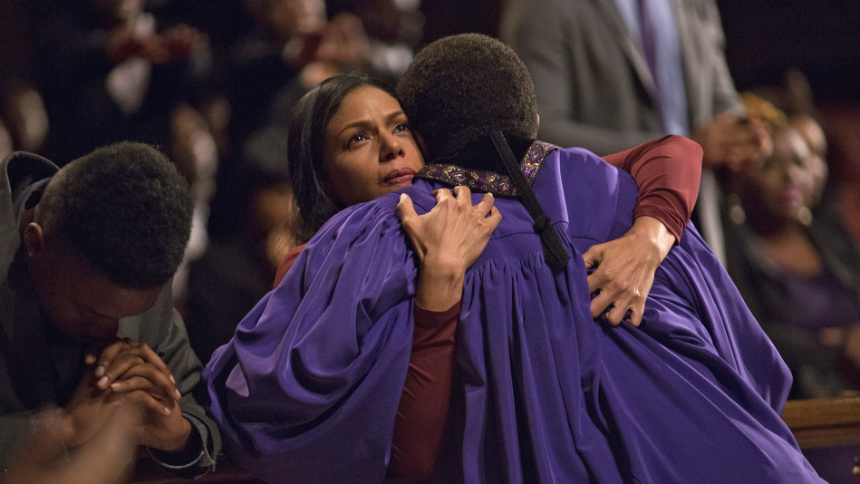 "Oprah Winfrey Returns to Scripted TV on Megachurch Drama ""Greenleaf"""