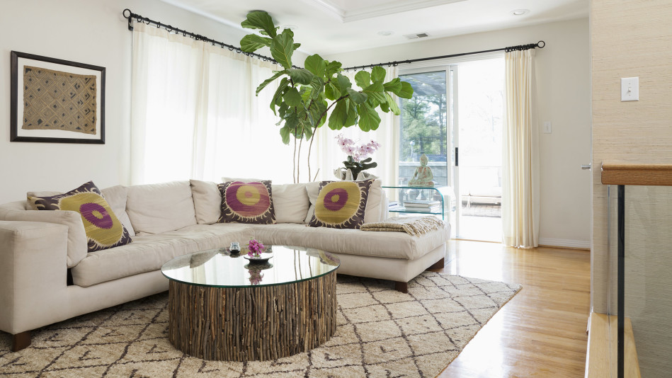 Interior Designer Tips Interior design tips from home stagers glass coffee table sisterspd