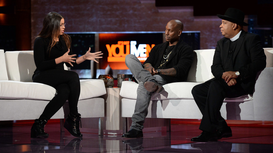Pop Star Jordin Sparks Challenges Tyrese on the Importance of Sex
